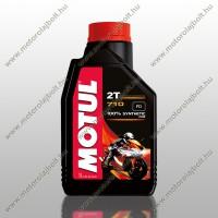 Motul 710 2T teljesen szintetikus kétütemű motorolaj