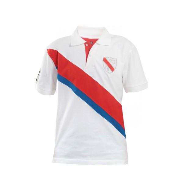 PIQUÉ POLO férfi póló fehér 5d1d8378c2