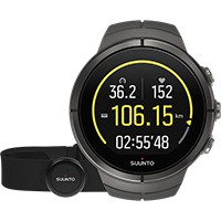Suunto Spartan Ultra Stealth Titanium HR GPS-es multisport óra pulzusmérővel 18999605ff