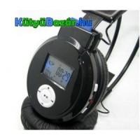 Fejhallgatóba épített mp3 lejátszó KütyüBazár Mp3-012