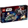 b9e6455318 LEGO Star Wars - Vader TIE vadászgépe az A-szárnyú csillaghajó ellen (75150)