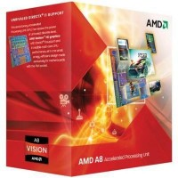 AMD A8-3850 processzor