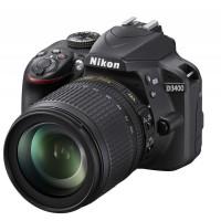 Nikon D3400 fényképezőgép kit