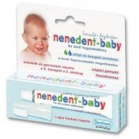 Nenedent babyszett (fogkefe + fogkrém) 20ml