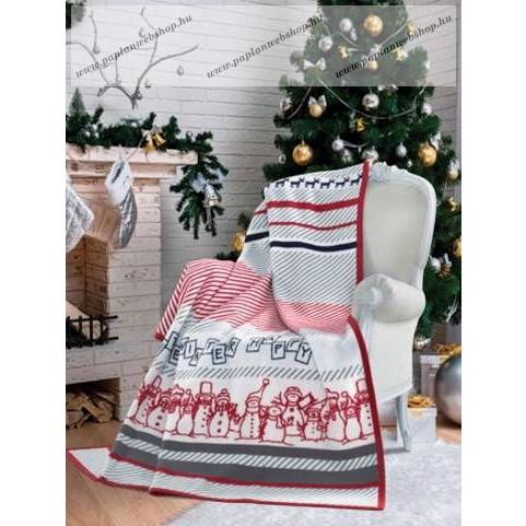 Karácsonyi mintás pléd 0927bbc9f6