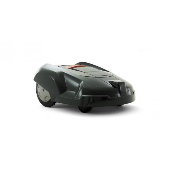 husqvarna automower 220 ac robot f ny r. Black Bedroom Furniture Sets. Home Design Ideas