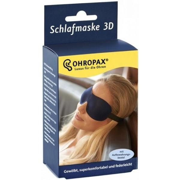 Ohropax 3D Comfort alvómaszk kék 1db a58fcb538f