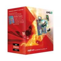AMD A4-3400 processzor