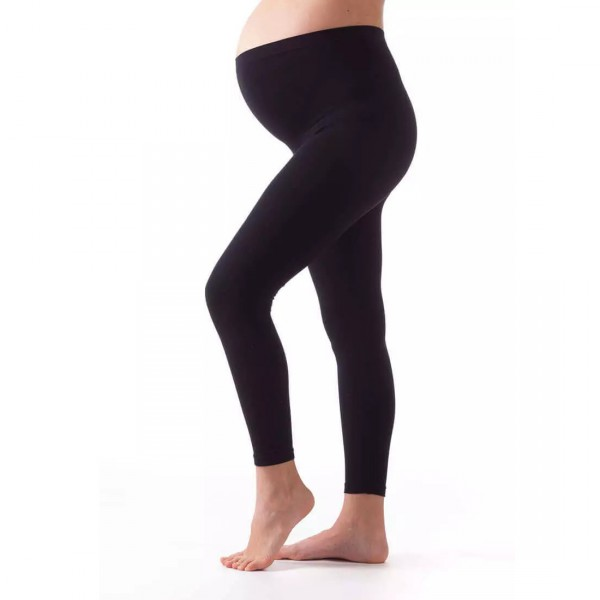 0c101cde69 BELLISSIMA Bellissima M007 Maternity varrás nélküli kismama leggings
