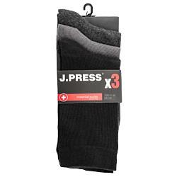 JPRESS JPRESS MP3D042 antibakteriális férfi zokni - 3 pár 63ec7c6af1