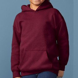 GILDAN Gildan 18500B gyerek kapucnis pulóver 766b7d9e64