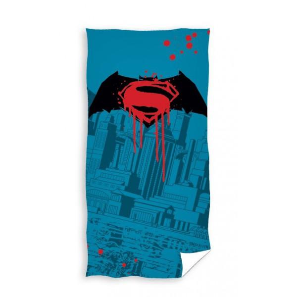 Superman vs Batman pamut törölköző 70x140 cm · » 6c675099a9