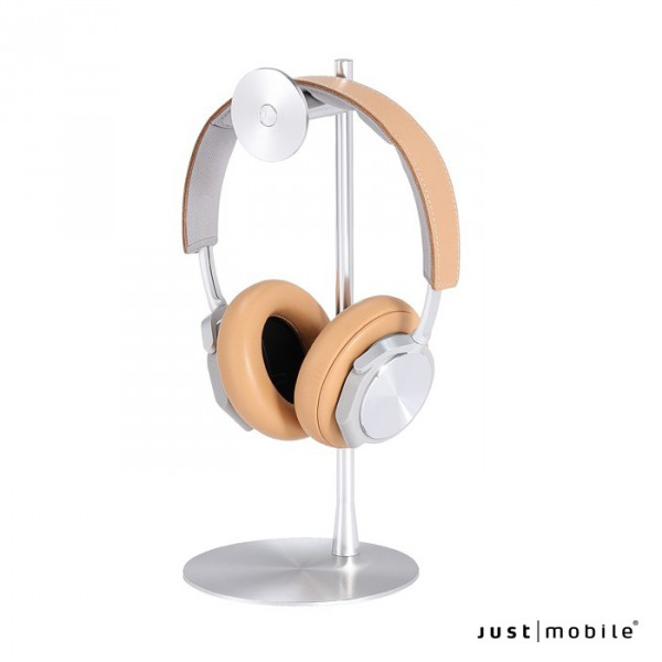 Just Mobile HeadStand Avant - Fejhallgató tartó állvány - ezüst 1590b7c17a