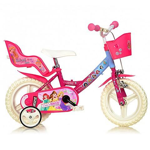 Dino Bikes Hercegnők gyerek kerékpár 2ebe20927f