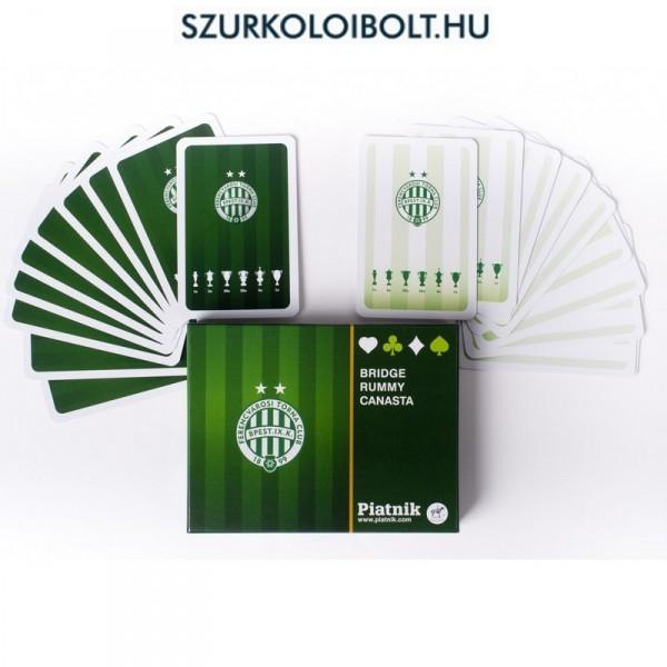 Ferencváros szurkolói kártya 34da33e044