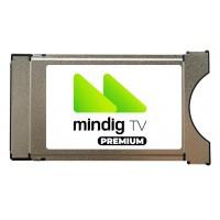 MinDigTV 6 hónap Extra Alap csomag CI kártya modullal