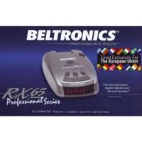 Beltronics RX-65 Euro trafipax, lézer és radarjelző készülék