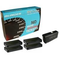 BLINDER M47 X-TREME multifunkciós lézerblokkoló