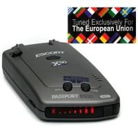 Escort 8500 X50 EURO professzionális radar- és lézerdetektor
