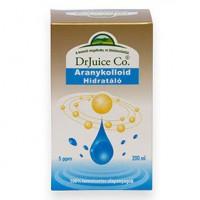 DrJuice Co. Aranykolloid Hidratáló - 200ml