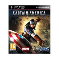 Captain America: Super Soldier - PS3 játékprogram