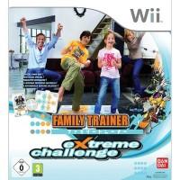 Family Trainer: Extreme Challenge - Wii játékprogram