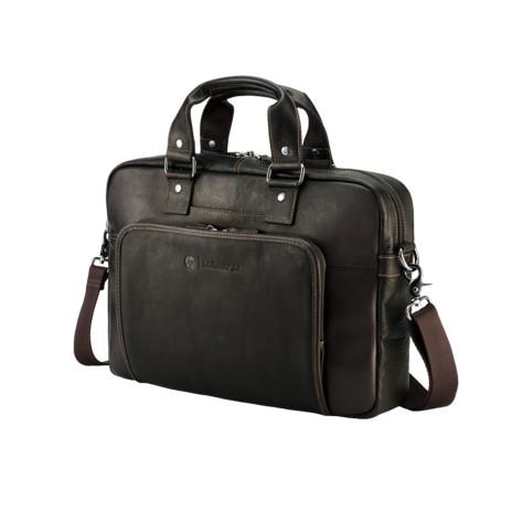 HP Elite felültöltős kolumbiai bőr táska (T9H72AA) notebook táska 94811b5e51