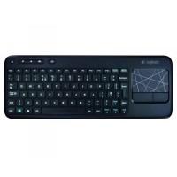 Logitech Wireless Touch K400 angol billentyűzet