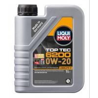 Liqui Moly Top Tec 6200 0W-20 1 L
