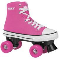 Roces Chuck Classic 4 kerekű görkorcsolya, pink
