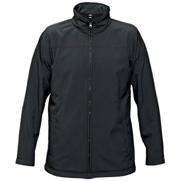 FF BE-02-003 softshell kabát fekete L d49fea6fca