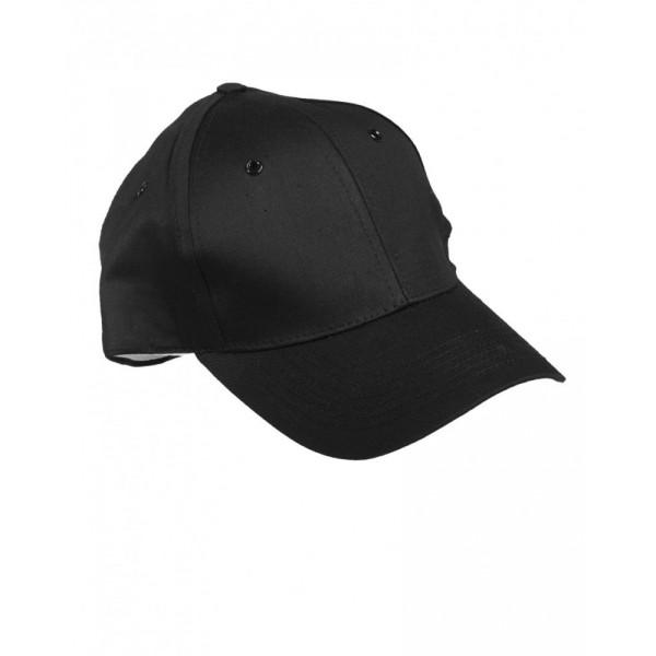 MIL-TEC 12315002 Taktikai és outdoor baseball sapka - Fekete 1e8447eefe