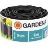 Gardena ágyáskeret, ágyásszegély 9m x 9cm, barna színű Gardena 530