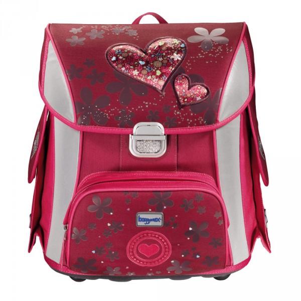 Hama Step by Step HEARTS iskola-hátizsák szett (129300) 073791507f