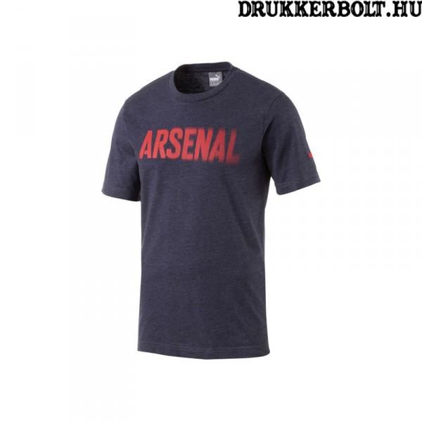 Puma Arsenal hivatalos szurkolói póló (kék) - eredeti klubtermék 93a3437aaa