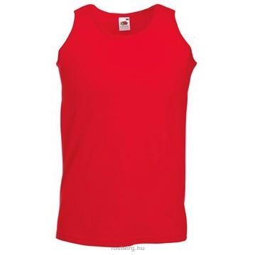 Fruit of the Loom 61-098 Athletic Valueweight Vest atléta RED S-XXL méretek 28abb2838e