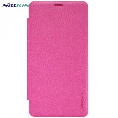 Nillkin SPARKLE műanyag telefonvédő (mikroszálas bőr flip 546dd37ed8