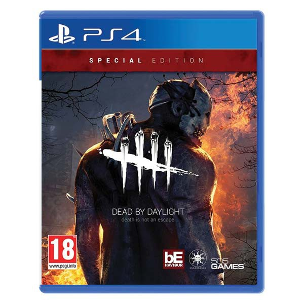 Dead by Daylight (Special Edition) - PS4 bc927bccd2