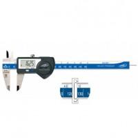 DIGI-MET PRISMA zsebtolómérő Ø1.5 mm mélységmérővel, IP67 védelemmel, adatkimenettel, 150x40 mm (1322516)