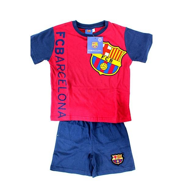 gyerek pizsama FC Barcelona - méret  110 - 5 év 0c5f5f2c63