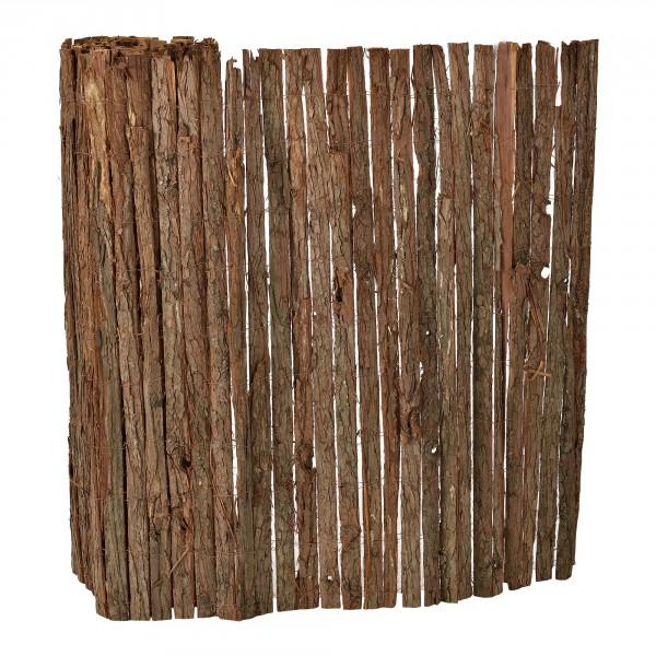 dc1507cb7775 [casa.pro]® Kéreg kerítés belátásvédelem átlátásvédelem 200 x 500 cm  térelválasztó