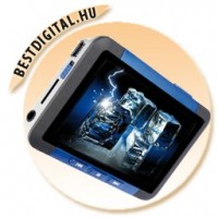 MP5 lejátszó 3.0 LCD, 4GB memória