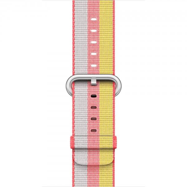 Apple 38 mm-es piros szőtt műanyag szíj (MPW02ZM A) Fitness a590b0b53e