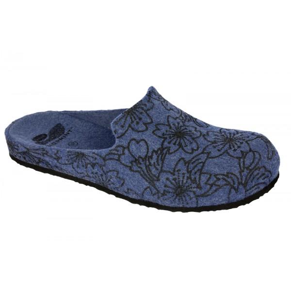 Scholl LAYE kék papucs · » 46305a4560