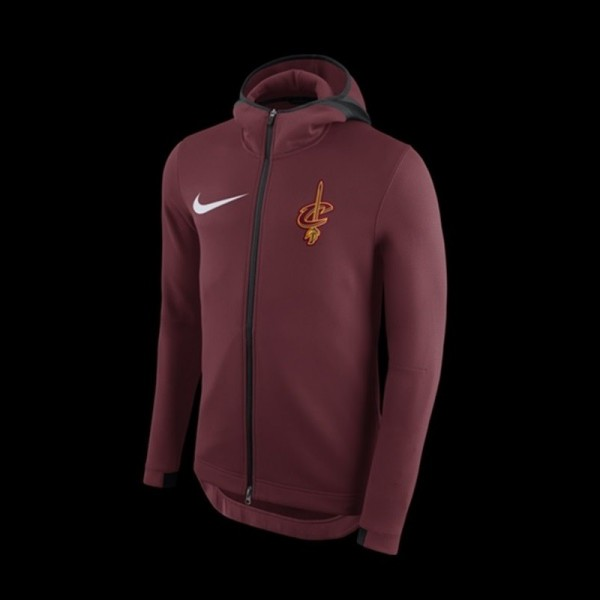 Nike Cleveland Cavaliers Therma Flex Showtime NBA Hoodie · » 7889549943