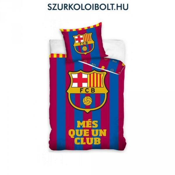 Barcelona szurkolói ágynemű garnitúra   szett (csíkos) - FCB - eredeti 8a5b0285cc