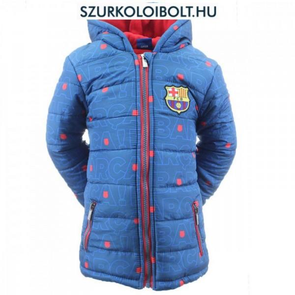 66803144b0 Fc Barcelona gyerek szurkolói kabát, dzseki, eredeti, hivatalos klubtermék  (több méretben)