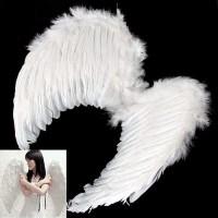 Angyalszárny fehér (52x40 cm-es)