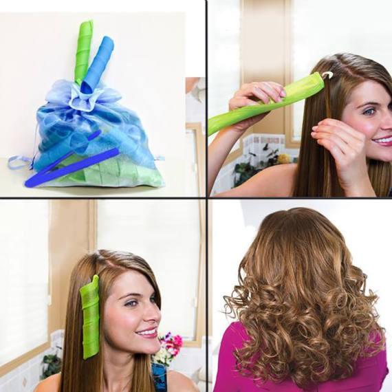 Hair Wavz hajgöndörítő szett 94669da1df