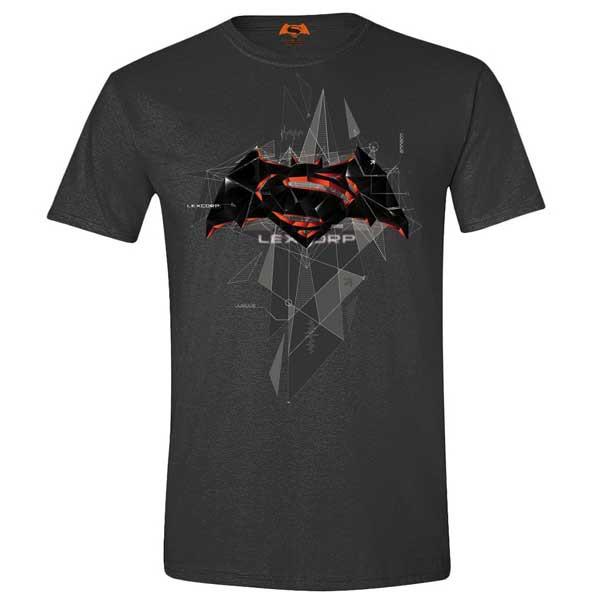 Póló Batman vs. Superman Cubic Logo L ef91ea9b6d